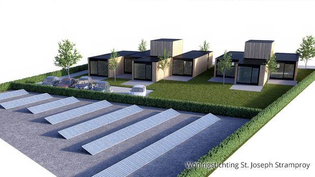 duurzame woningen Stramproy
