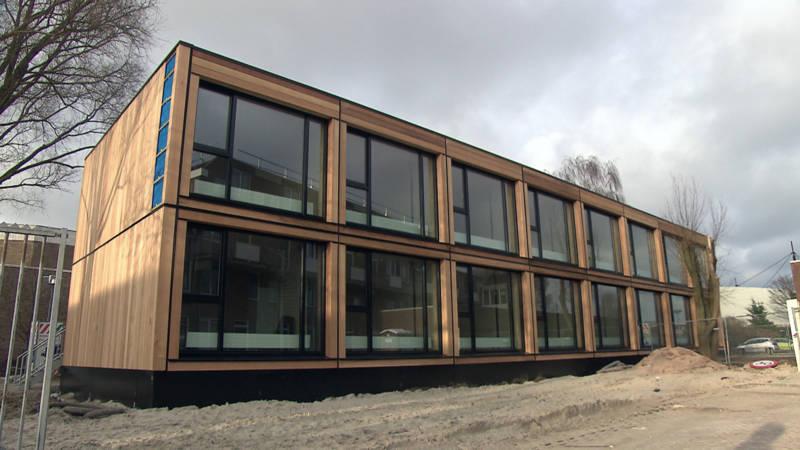 Wooncabines Leiden