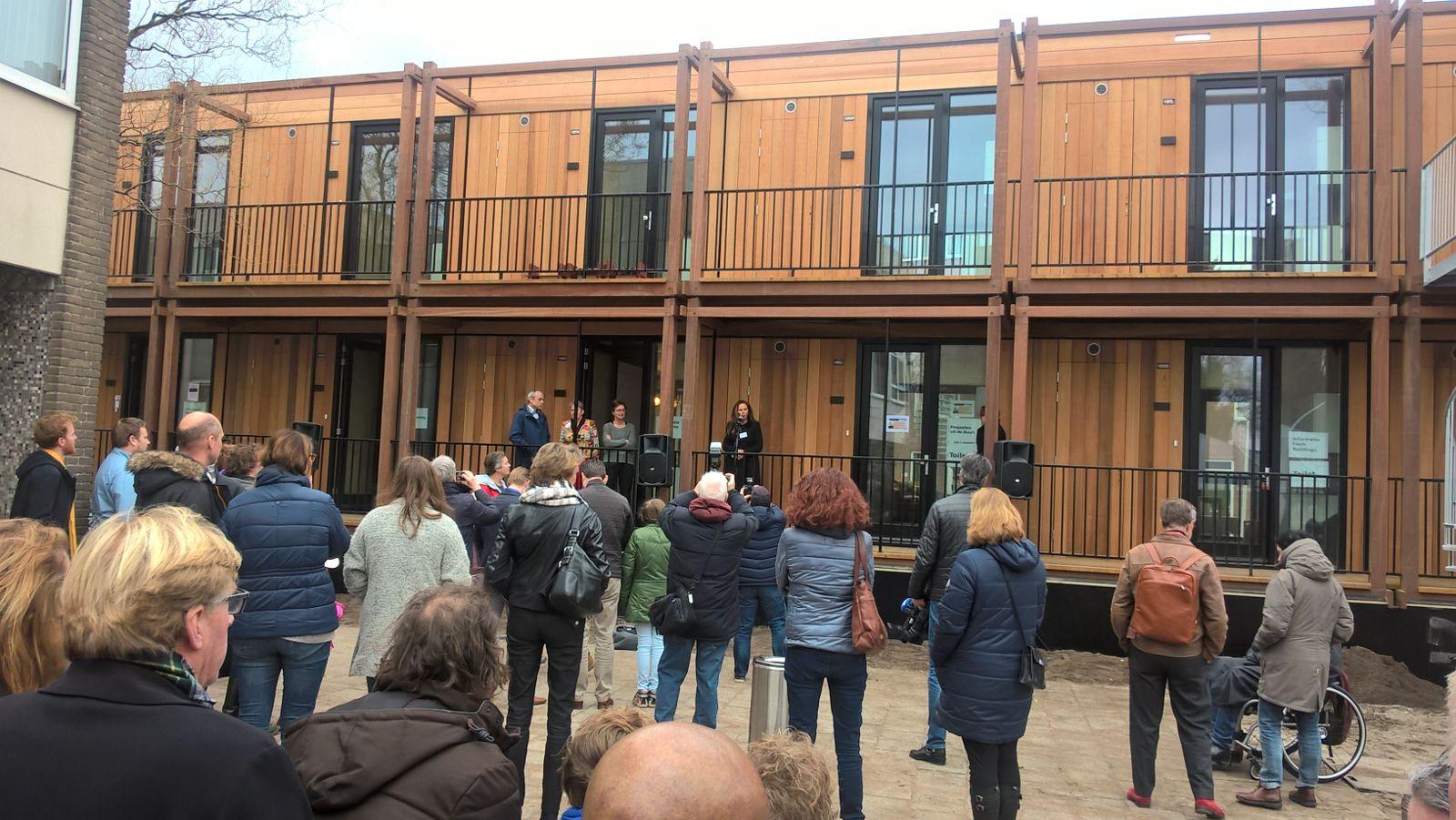 Finch Leiden opening